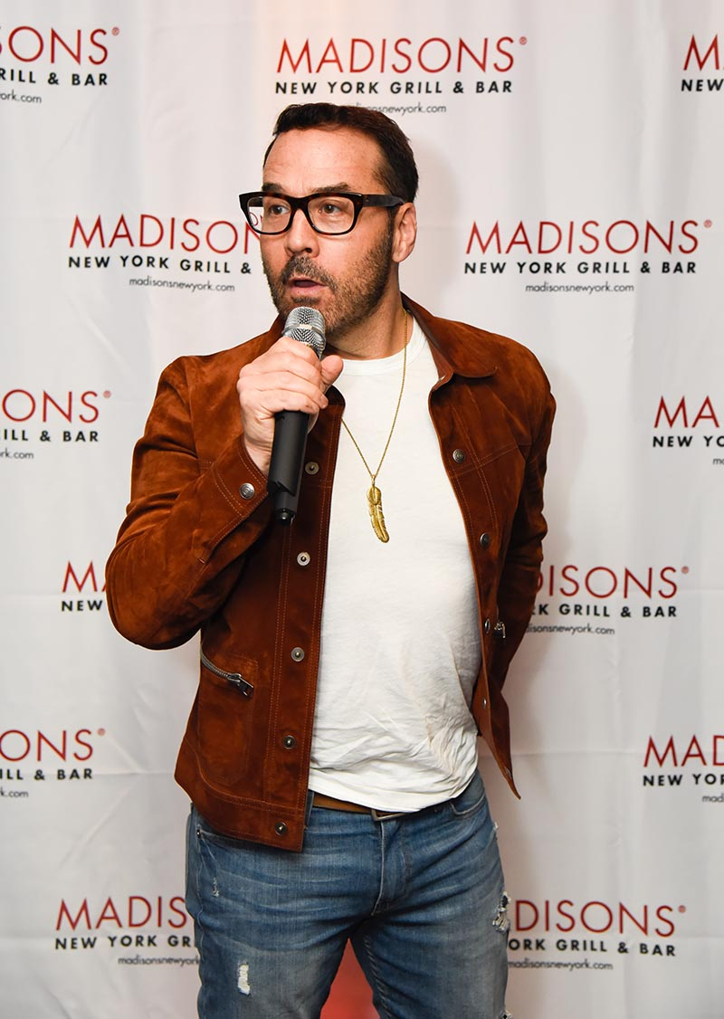 Jeremy Piven best known as 'Ari Gold' In The HBO hit series Entourage, Meet and Greet at Madisons New York Grill & Bar on Nov. 1, 2018 in Boca Raton, Fla.
