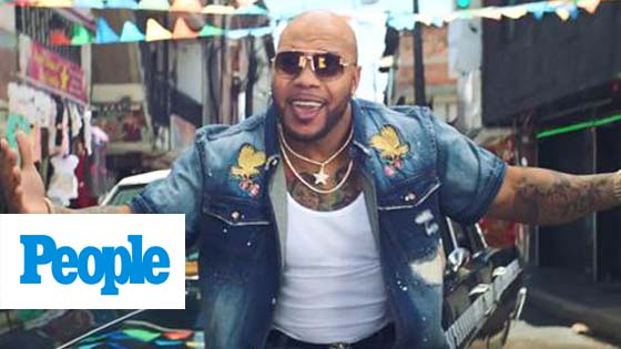 Flo-Rida People Magazine